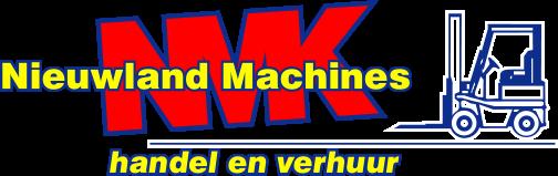 Nieuwland Machines uw specialist in gebruikte heftrucks